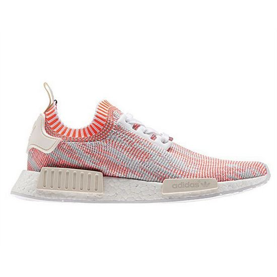 d71e7d9ee Adidas NMD R1 Boost Runner Primeknit Graphic White Solar Red
